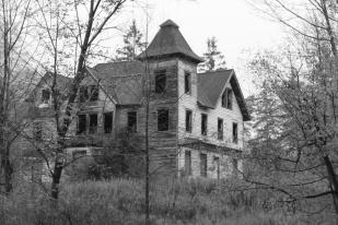 haunt house