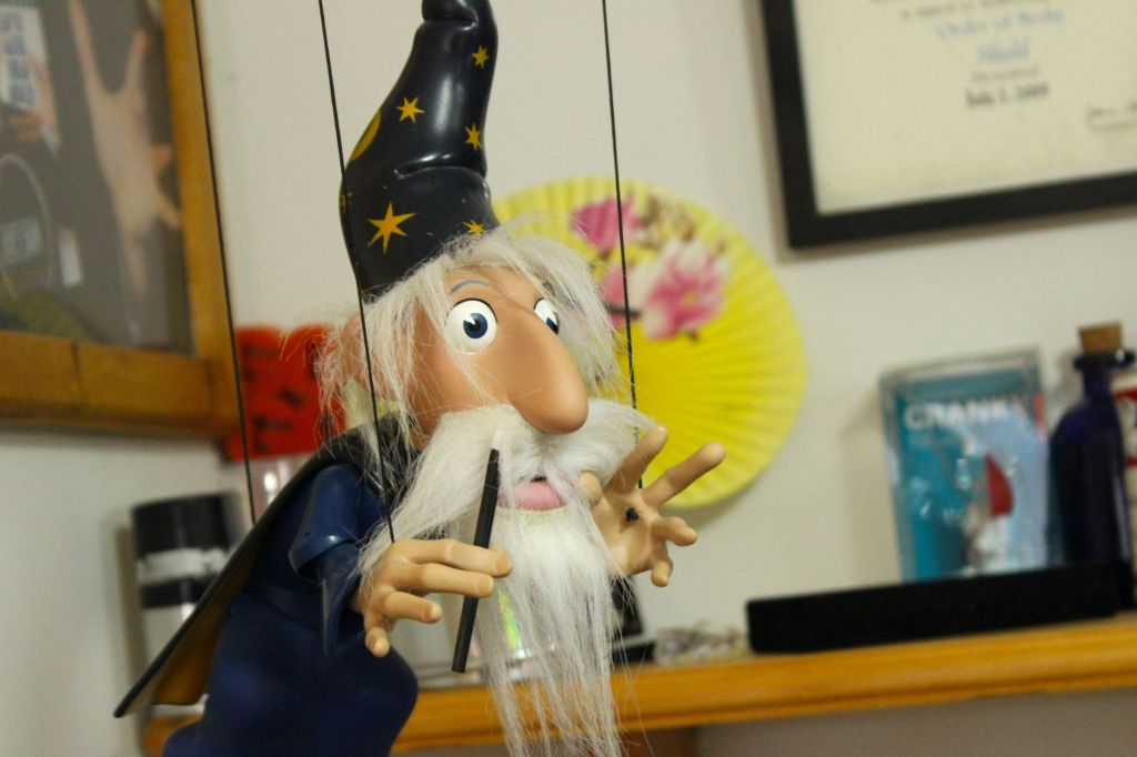 Artie Martello Wizard smaller