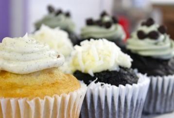 Bite Me Bakery Cupcake Offerings