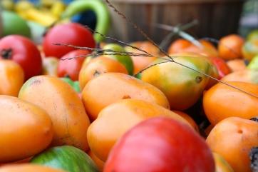 tomatoes at pakatakan