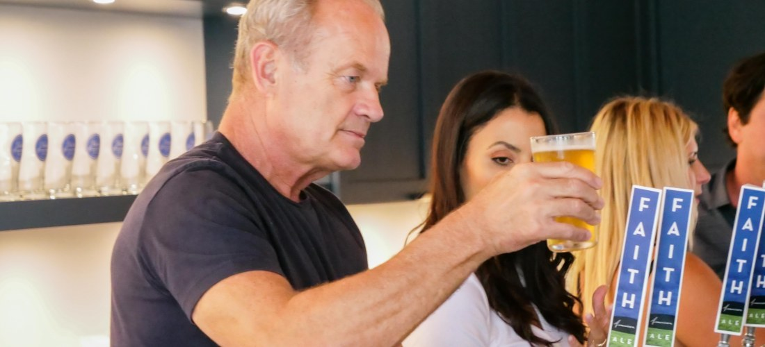 Kelsey Grammer Faith American Brewing Company Margaretville NY